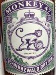 """Monkey 47 """"Barrel Cut"""" Schwarzwald Dry Gin"""