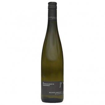 2016er J2 Weißburgunder-Chardonnay trocken