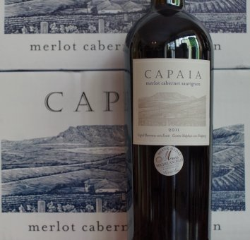 2014er Cabernet Sauvignon/ Merlot - Capaia