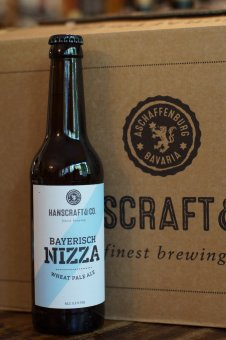 Bayerisch Nizza Wheat Pale Ale