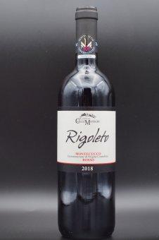 2015er Rigoleto Montecucco Rosso
