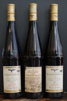 2001er Erbacher Marcobrunn Riesling Spätlese Versteigerungswein