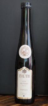 2004er Riesling Spätlese Alte Reben Versteigerungswein (Hattenheimer Schützenhaus ) 0,375l