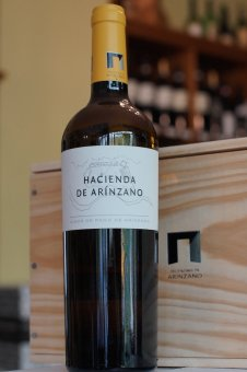 2016er  Hacienda de Arínzano Chardonnay D.O.P. Pago de Arinzano