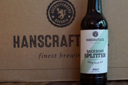 Backbone Splitter India Pale Ale