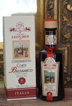 Condimento Balsamico 5 Jahre im Eichenholz gereift