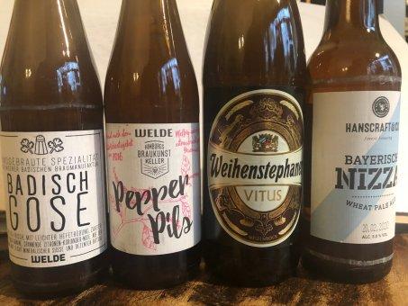 Geschenkgutschein Das ist ihr Bier - Craft Beer Seminar!