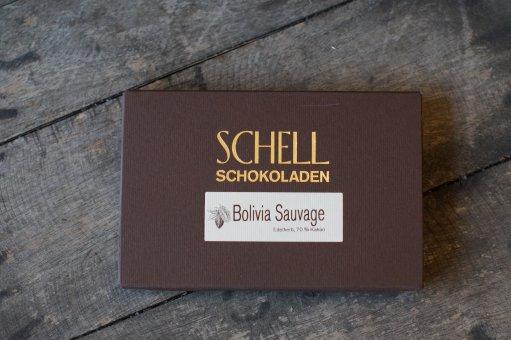 Bolivia Sauvage - Schokolade