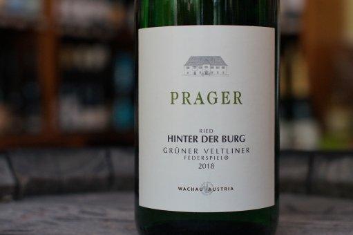 2018er Ried Hinter der Burg Grüner Veltliner Federspiel