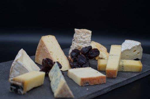 Käse & Weine@Home Komplett Paket mit Käse  Sa. 3.4.2021