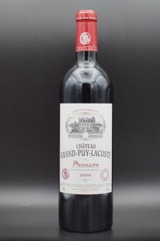 2009er Ch. Grand-Puy-Lacoste