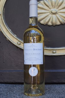 2019er Muscat de Rivesaltes Vin Doux Naturel - Domaine Boudau