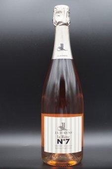 Rosé No. 7 Brut Cremant de Limoux