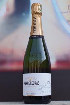 Coste Beert Brut Blanc de Blancs Grand Cru 100 % Chardonnay