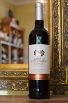 2017er Quinta do Casal Monteiro Red Wine DO Tejo DOC