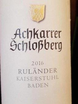 2016er Ruländer Eiswein