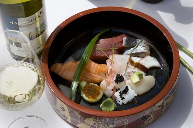 Geschenkgutschein Sushi & Wein