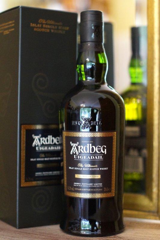Ardbeg Uigeadail 54,2% Vol. - Islay Single Malt Whisky