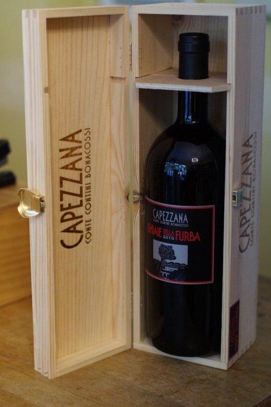 2010er Ghiaie IGT Rosso Toscana (Doppelmagnum 3 Liter)