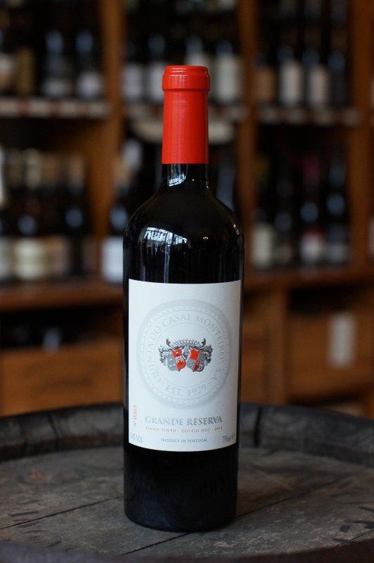 2015er Grande Reserva Vinho Tinto DO Tejo DOC