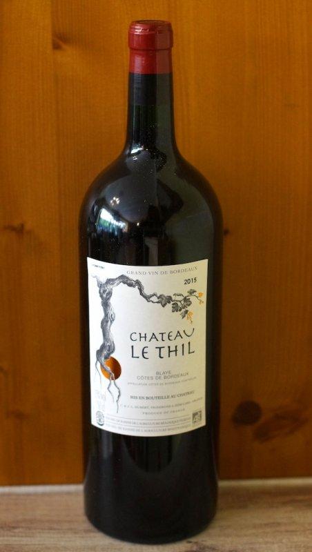 2015er Chateau le Thil - Magnum 1,5l (mit Holzkiste)