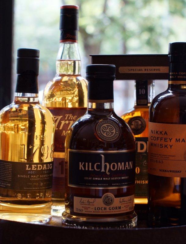 Geschenkgutschein Whiskyseminar - Ein Mal um die Welt!