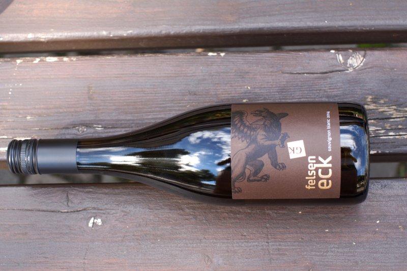 2014er Felseneck Sauvignon Blanc trocken