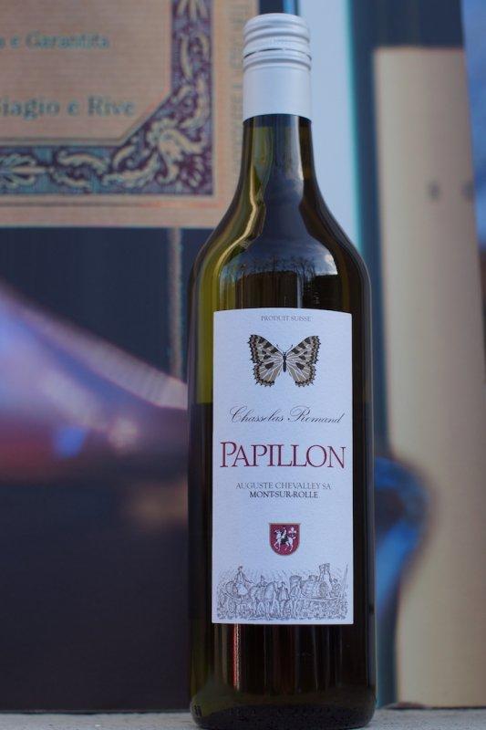 2014er Papillon Chasselas de Romandie