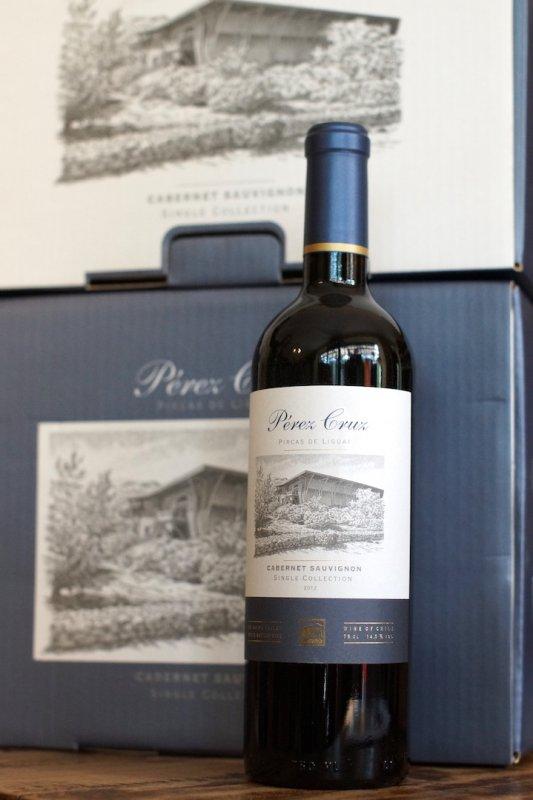 2012er Cabernet Sauvignon Single Collection Pircas de Liguai, Perez Cruz
