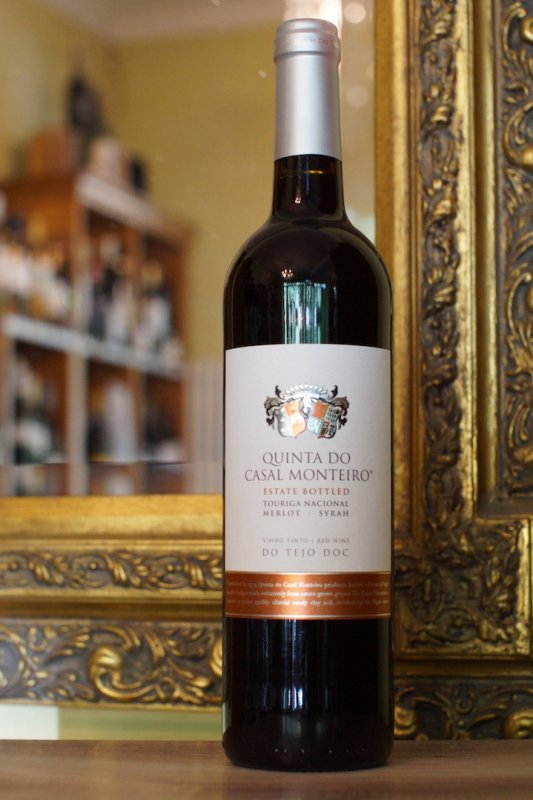 2015er Quinta do Casal Monteiro Red Wine DO Tejo DOC