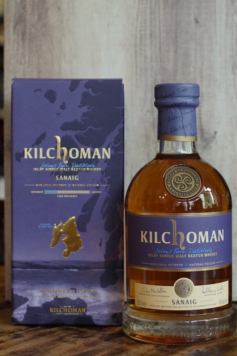 Kilchoman Sanaig Islay Single Malt