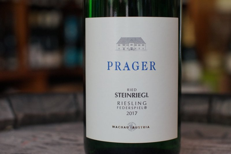 2017er Ried Steinriegl Riesling Federspiel