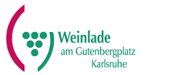 Weinlade am Gutenbergplatz Karlsruhe